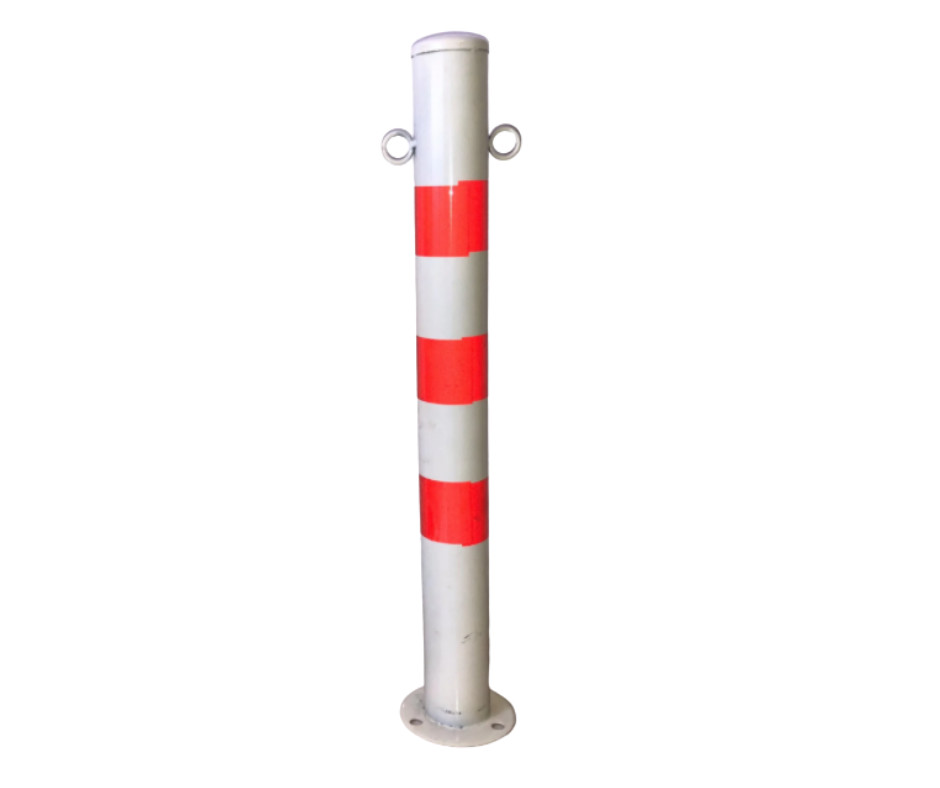 Steel Bollards with 2 Rings
