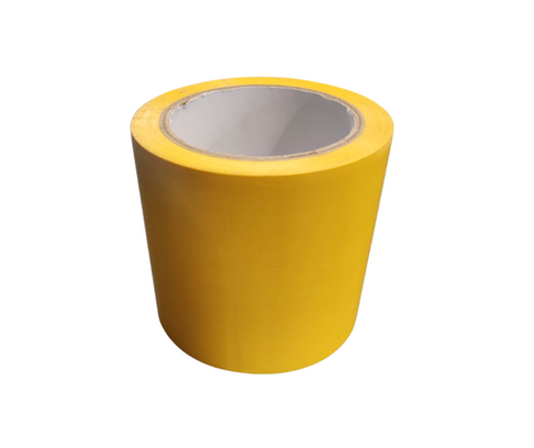 10cm wide Yellow Tape