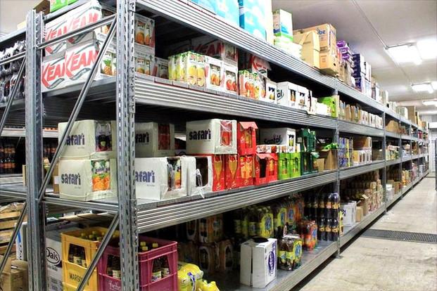 Storeroom Shelving