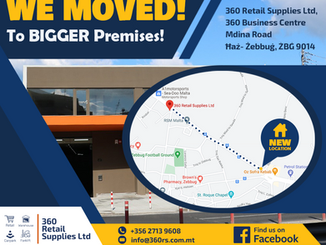 We Moved !!
