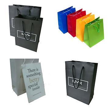 Paper Branded Bags