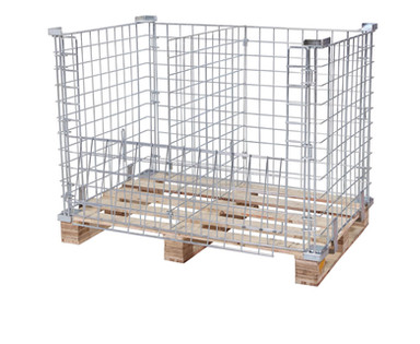 Metal Cage for Euro Pallet