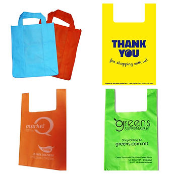 Fabric Branded Bags