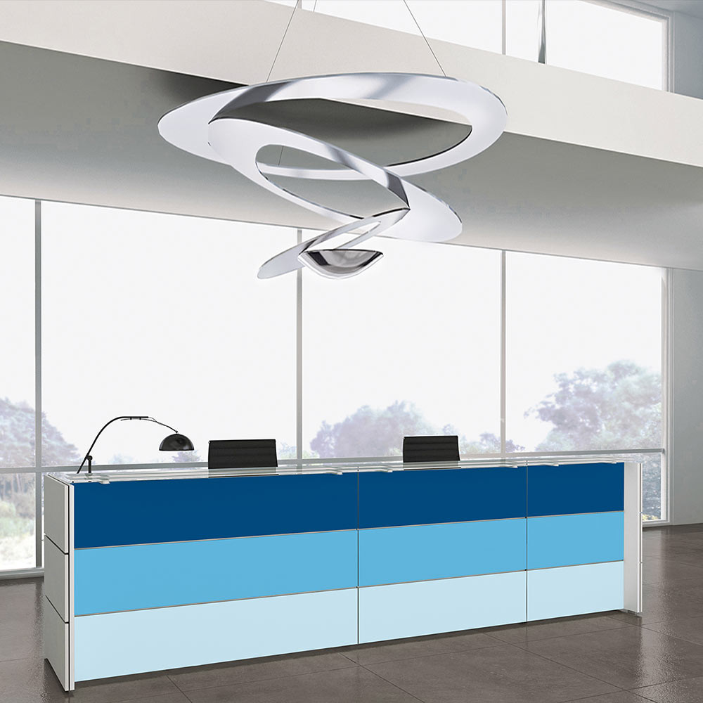 Modern Reception Desk for 2