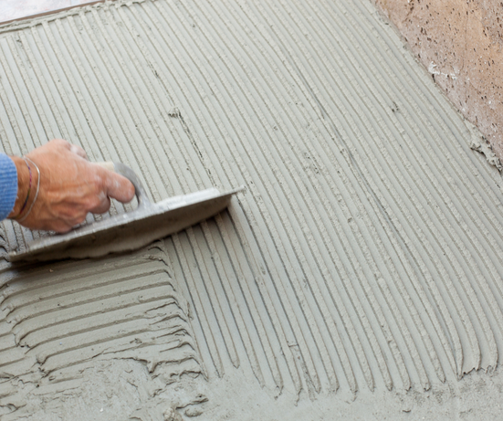 Cement Mix for Tiling