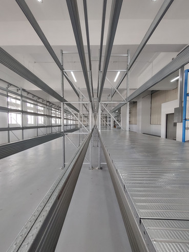 Pallet Racking and Heavy Duty Shelving