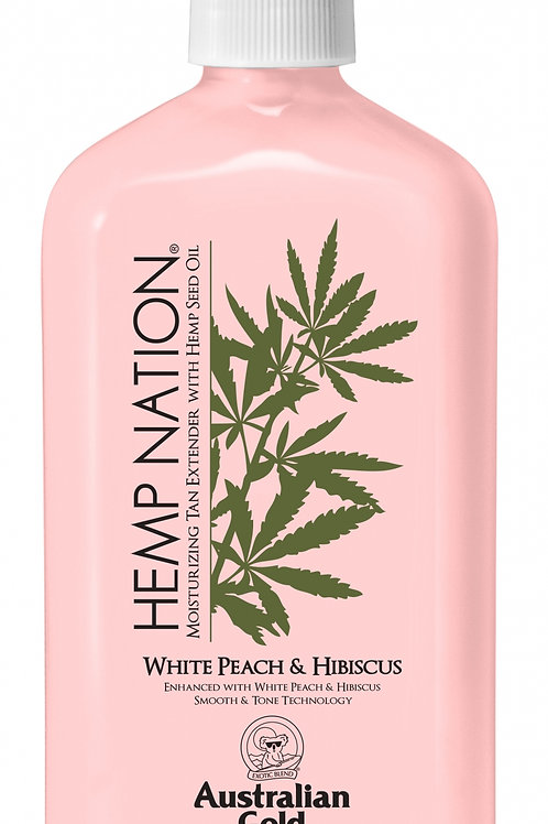 HEMP NATION® WHITE PEACH & HIBISCUS  -18 oz