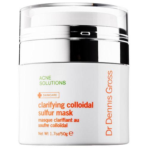 Clarifying Colloidal Sulfur Mask  -1.7oz