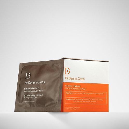 Dr. Dennis Gross Ferulic + Retinol Wrinkle Recovery Peel 16 Pk