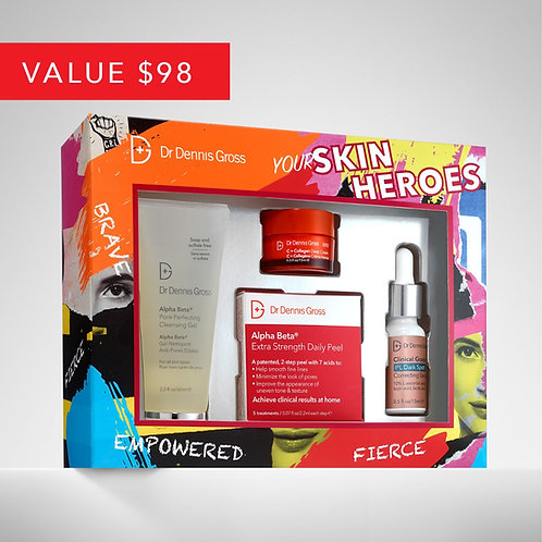 YOUR SKIN HEROES -KIT