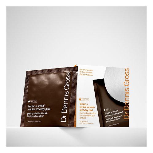 Ferulic + Retinol Wrinkle Recovery Peel 24 Pk