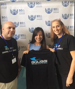 SOA founder Daniela V. Fernandez