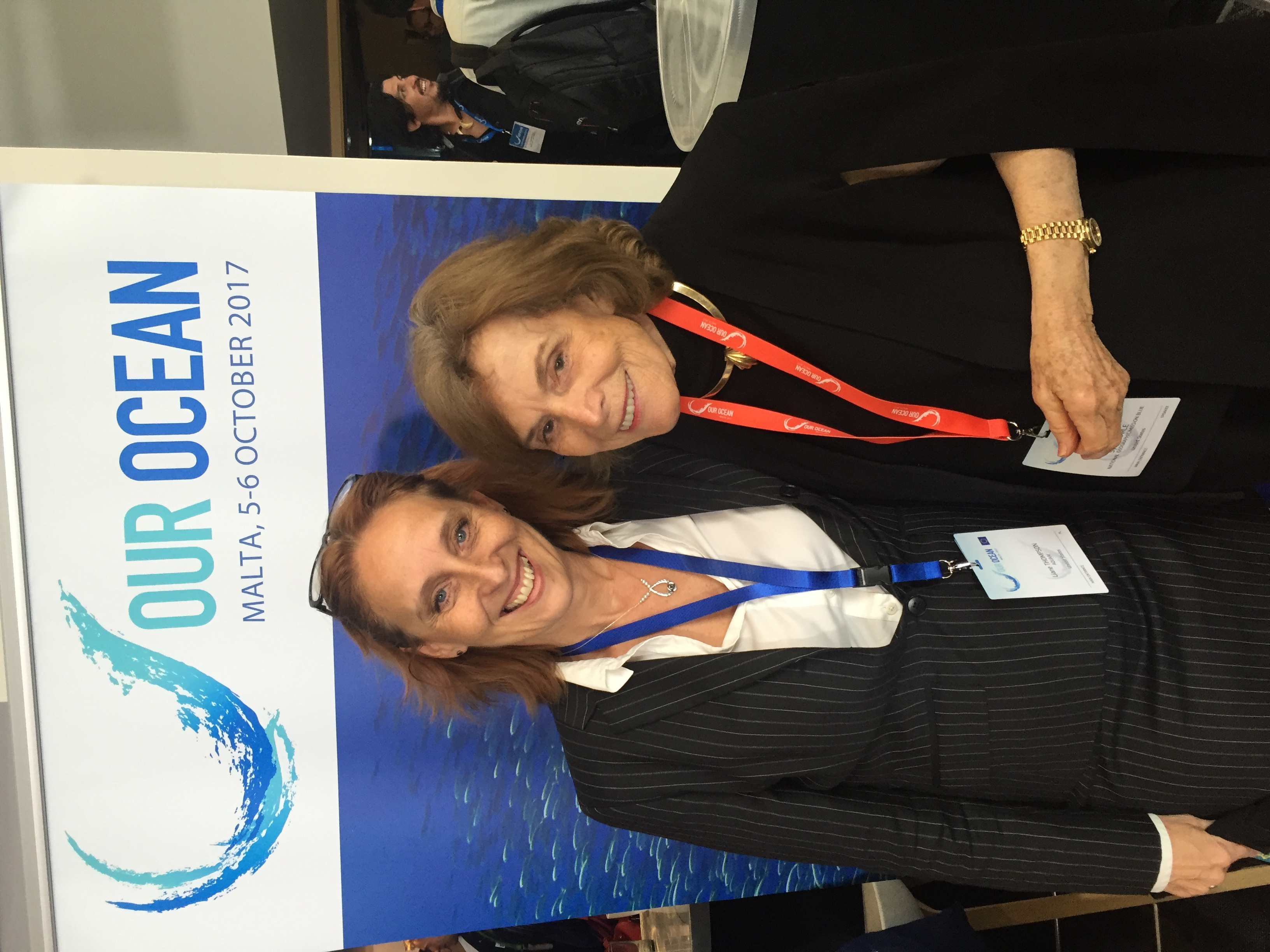 Dr. Sylvia Earle & Aquaai CEO Liane