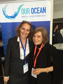 Dr. Sylvia Earle & Aquaai CEO Liane