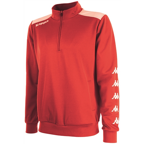 Sweat SACCO rouge Junior
