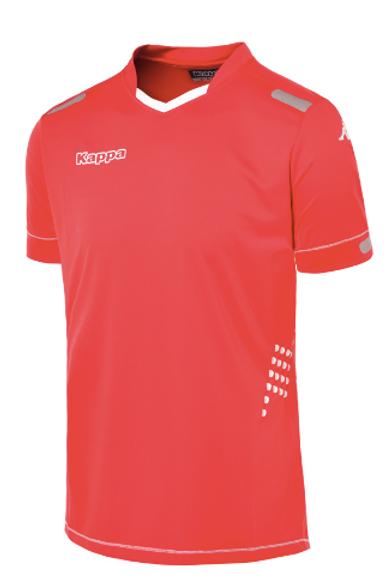 T-shirt ALABAMA rouge
