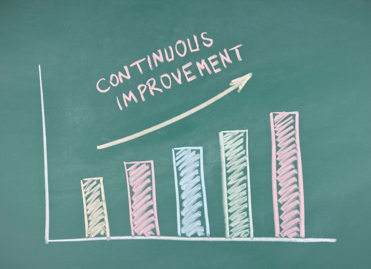 Constant & Continuous Improvements