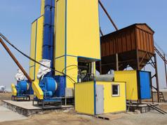 Зерносушилка компании «AZAM-KC» переведена на сжиженный газ