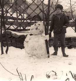Jane and the Snowman Endon