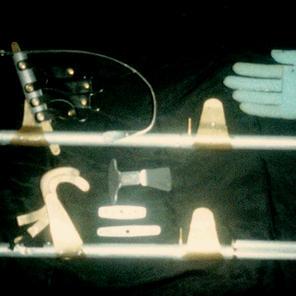 Dispositivo brazos marioneta