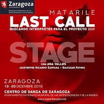 Centro de Danza de Zaragoza Matarile