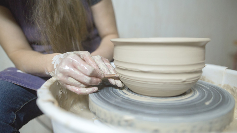 Why you should take a wheel pottery class