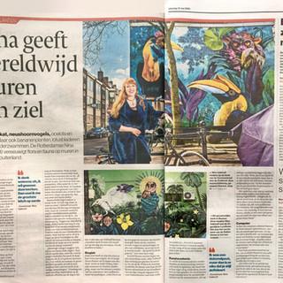 Algemeen Dagblad 15 mei 2021
