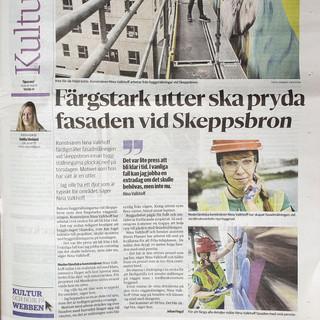 Jönköpings Posten July 2021