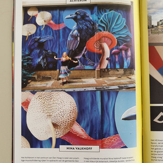 The Hague street art magazine #7 2021