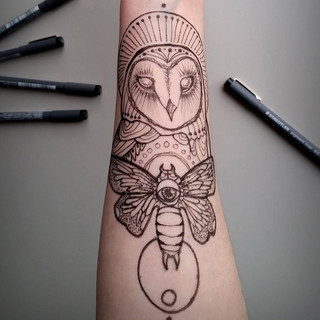 Arm illustration