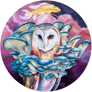Oyster Owl