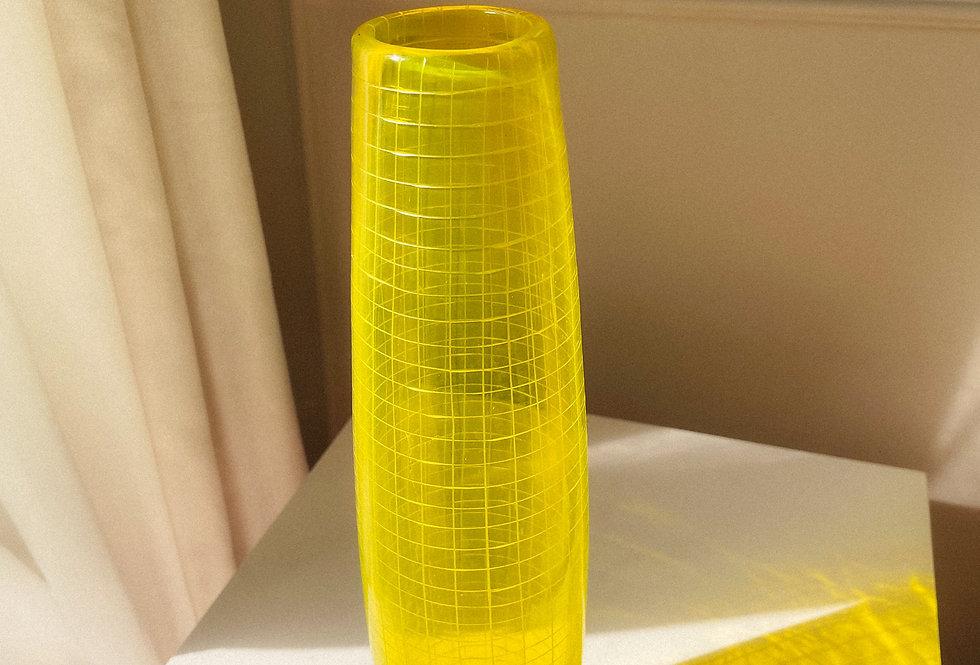 """Vase """"Yellow Submarine"""""""