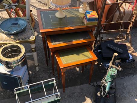 How to Flohmarkt? Tipps für eure nächsten Vintage Schnäppchen.