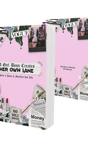 CREATE YOUR OWN LANE JOURNAL