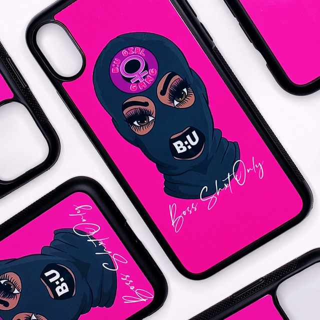 BOSS SH*T ONLY   PHONE CASE