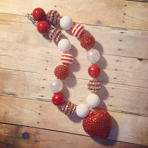 Heart Chunky Necklace