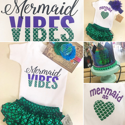 Mermaid Vibes Bodysuit