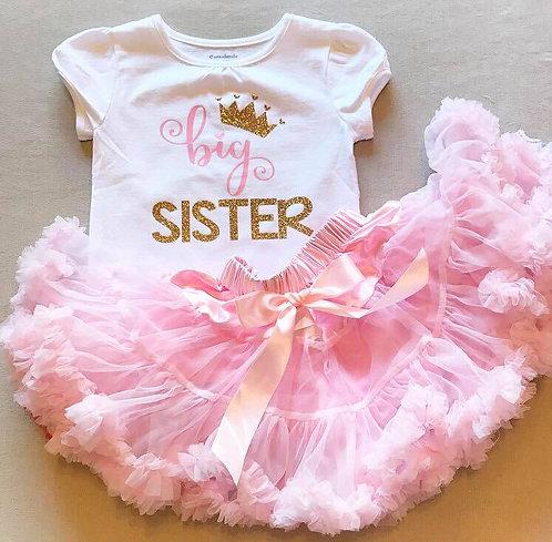 Shirt- Big sister