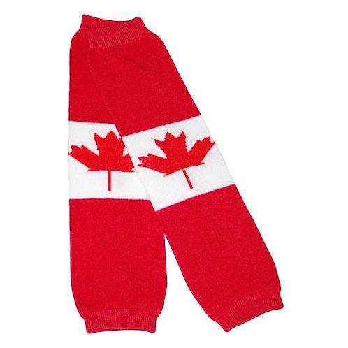 Canadian flag Legwarmer