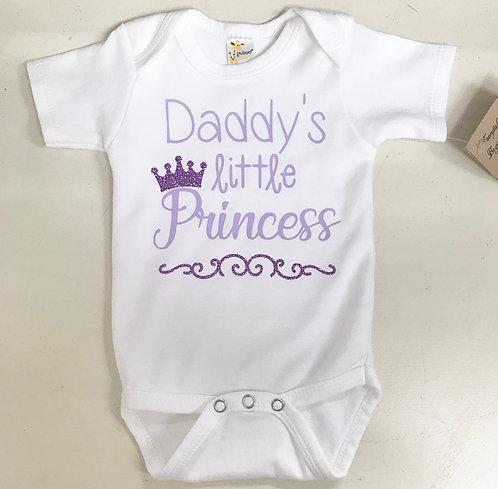 Daddy's Little PrincessBodysuit
