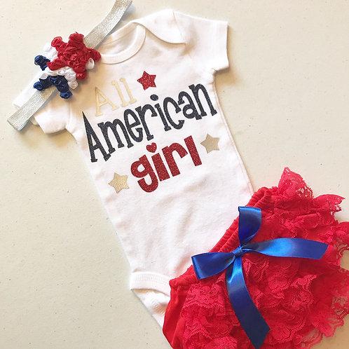 All American Girl Bodysuit
