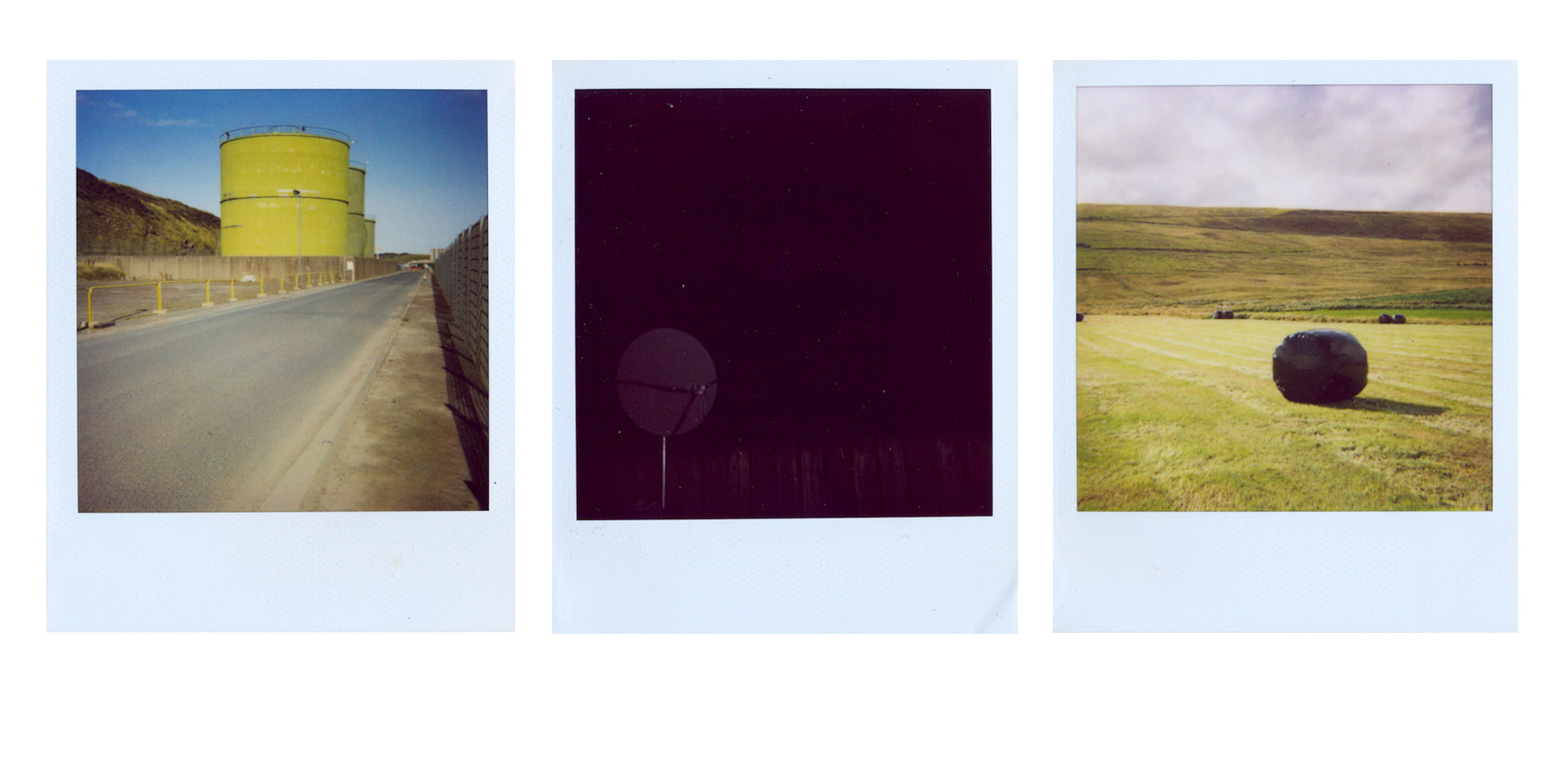 """from """"Almost Instant"""" Poloroid project"""