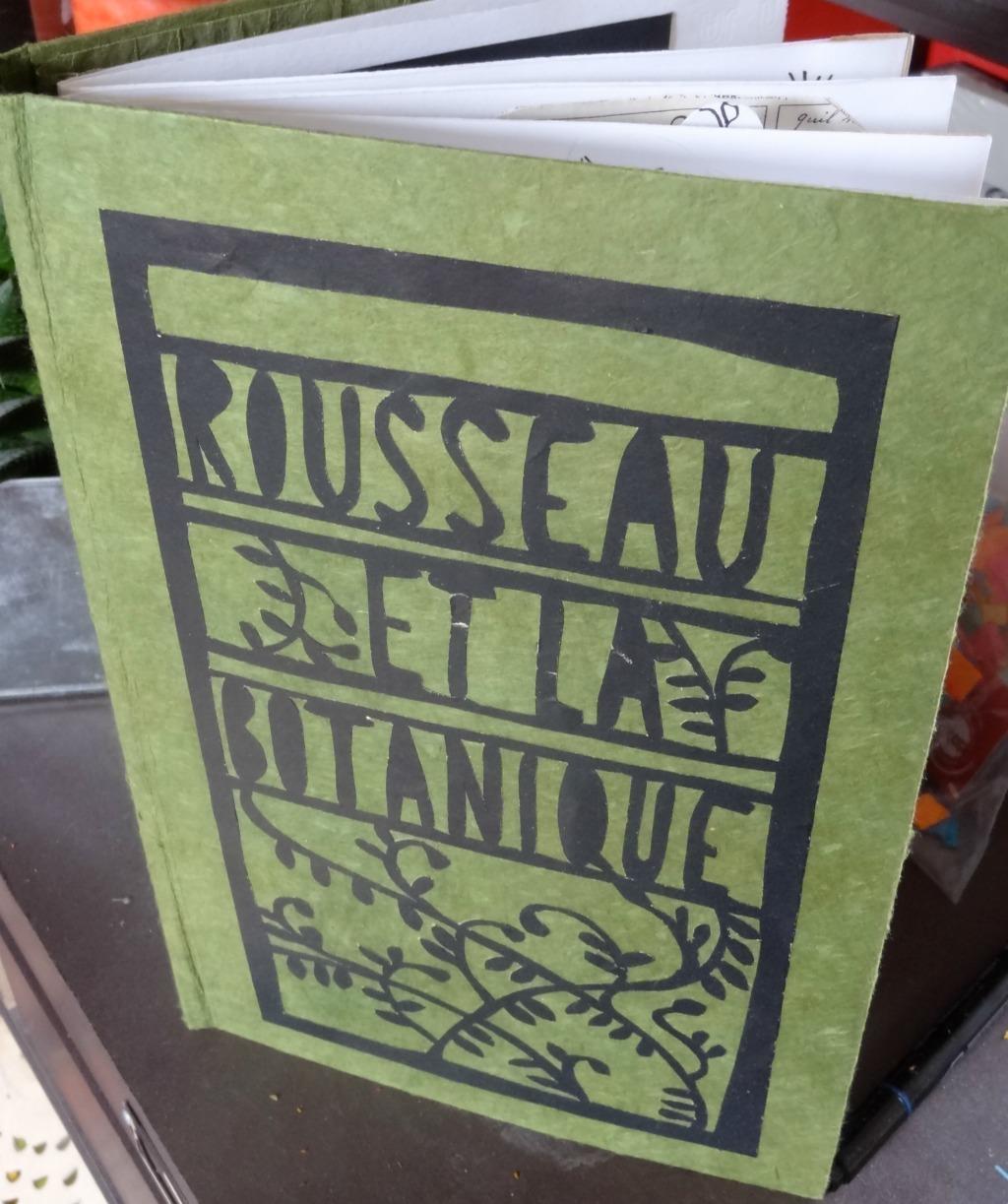 Rousseau et la botanique
