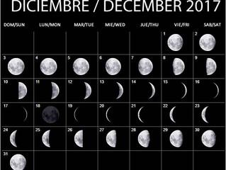 Como afecta la luna a nuestras decisiones en DICIEMBRE
