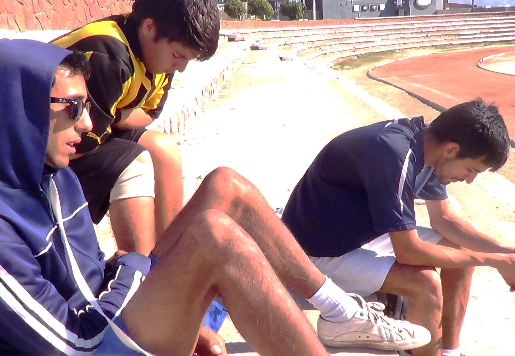 Entrenamiento Equipo Brújula