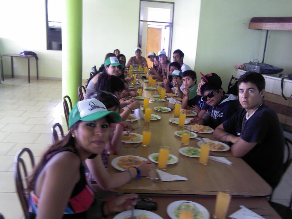 Campamento Vida Abundante 2013