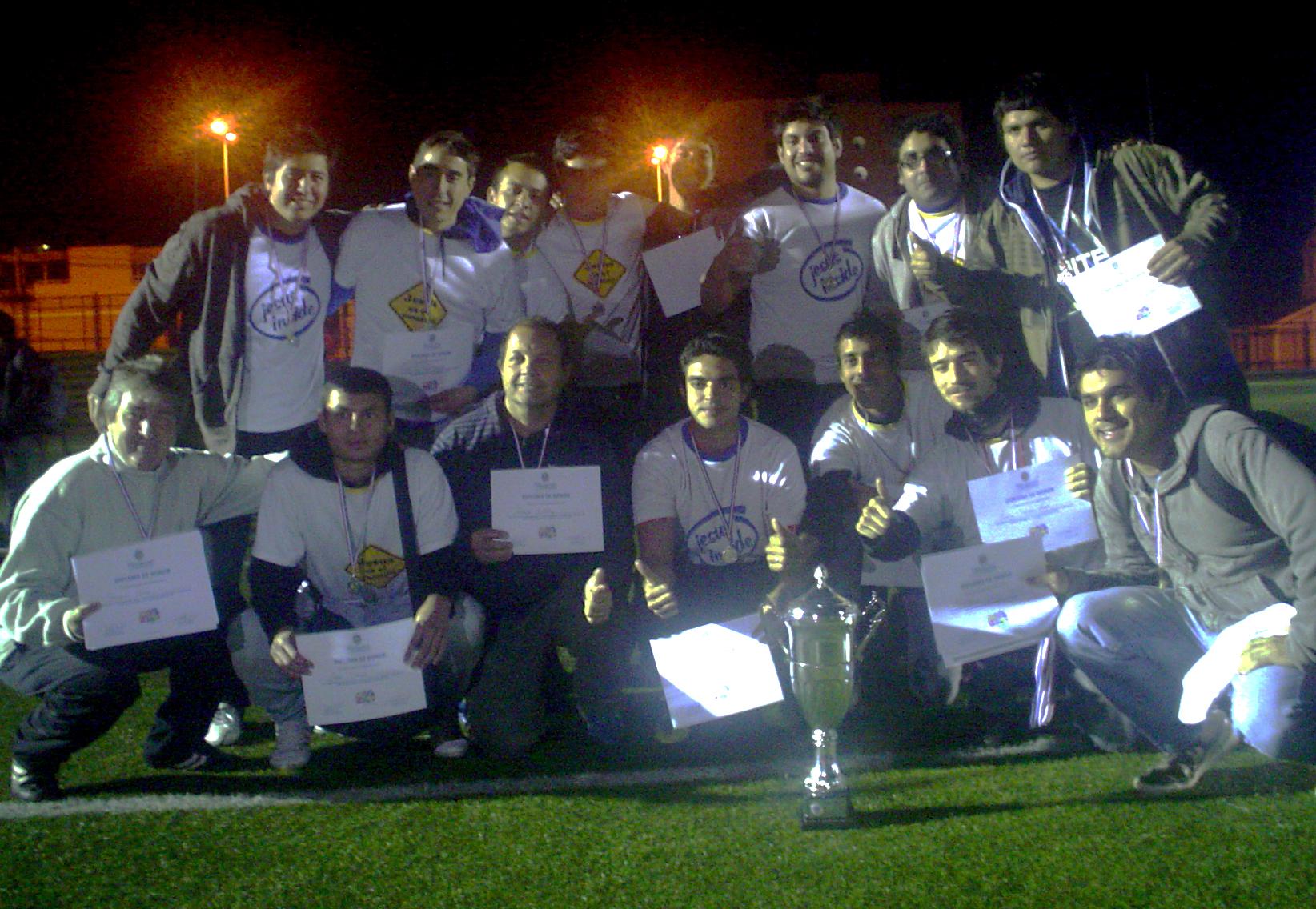 Participación Campeonatos IMANTOF