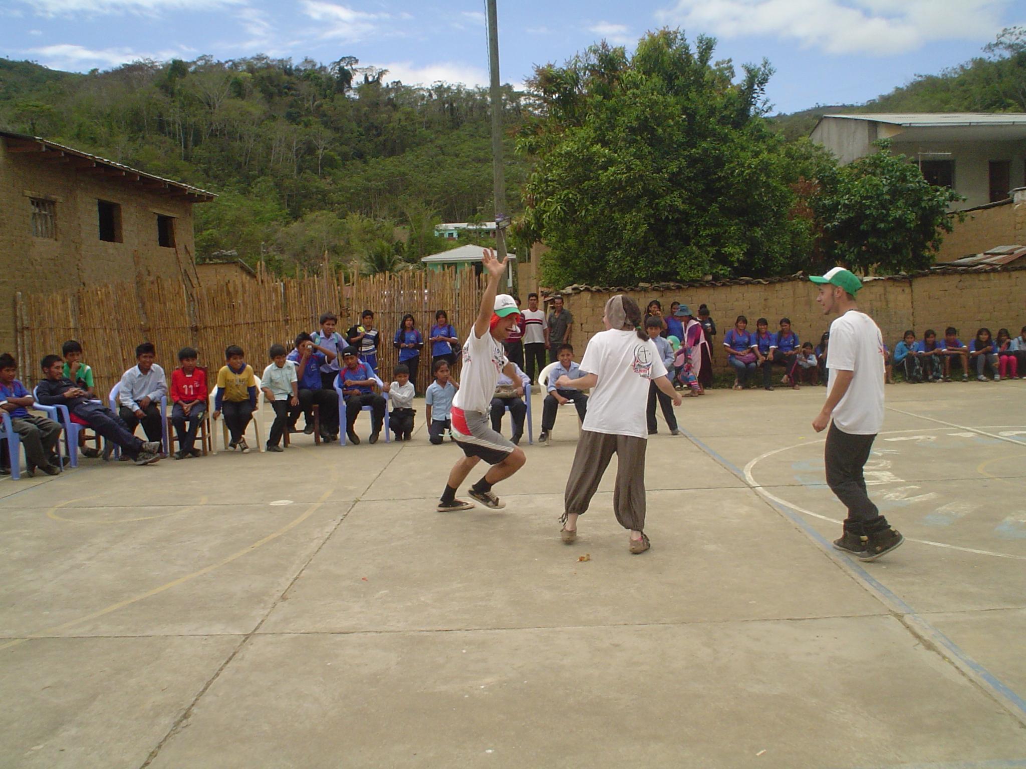 Celebración en Santo Domingo