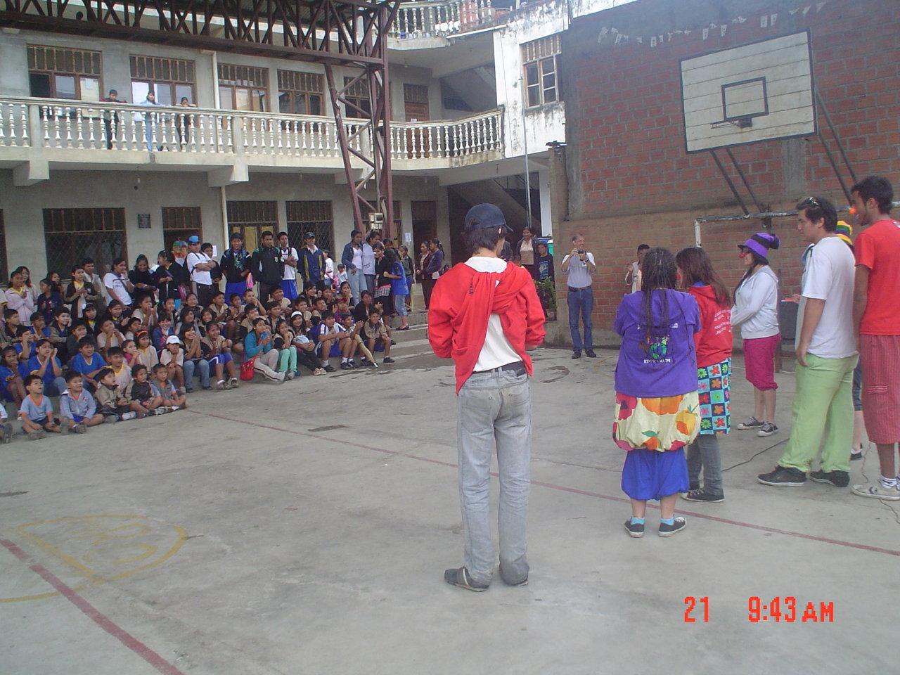 Programa de Entretensión para niños