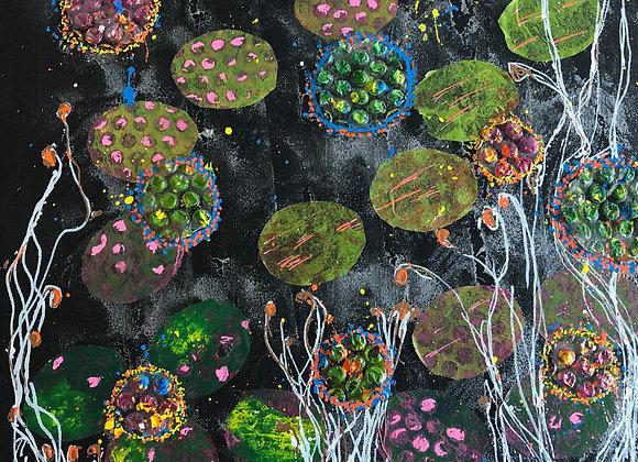 Covid Canal by Sheila MacNeil